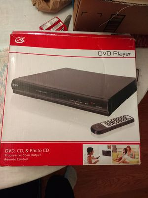 DVD /CD /photo CD player, with remote and instructions, GPX model D1816 for Sale in Annandale, VA
