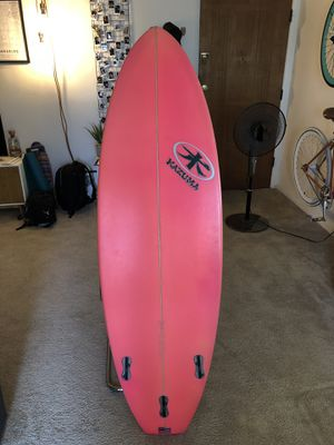 Surfboard - Kazuma Hawaii for Sale in Los Angeles, CA