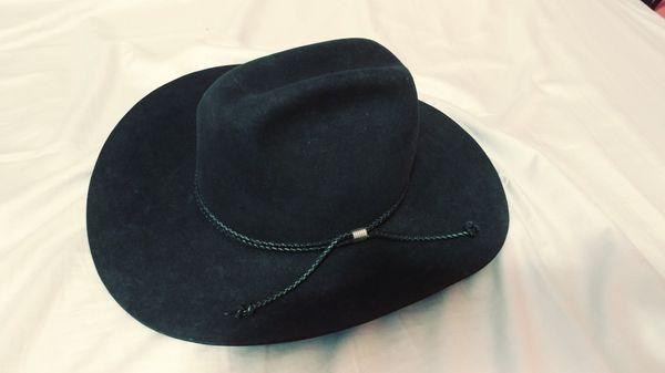 JOHN B. STETSON 5X BEAVER COWBOY HAT. for Sale in El Monte b8fc7178cb0