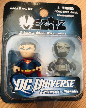 DC Universe Superman and Mongul Mezco Toys for Sale in Orlando, FL