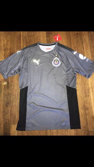 Chivas de Guadalajara 2018 Goalkeeper Jersey Puma Mens Large Brand New for Sale in Portland, OR