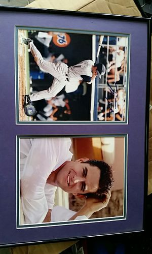 Signed 8x10 by baseball player Kata for Sale in Scottsdale, AZ