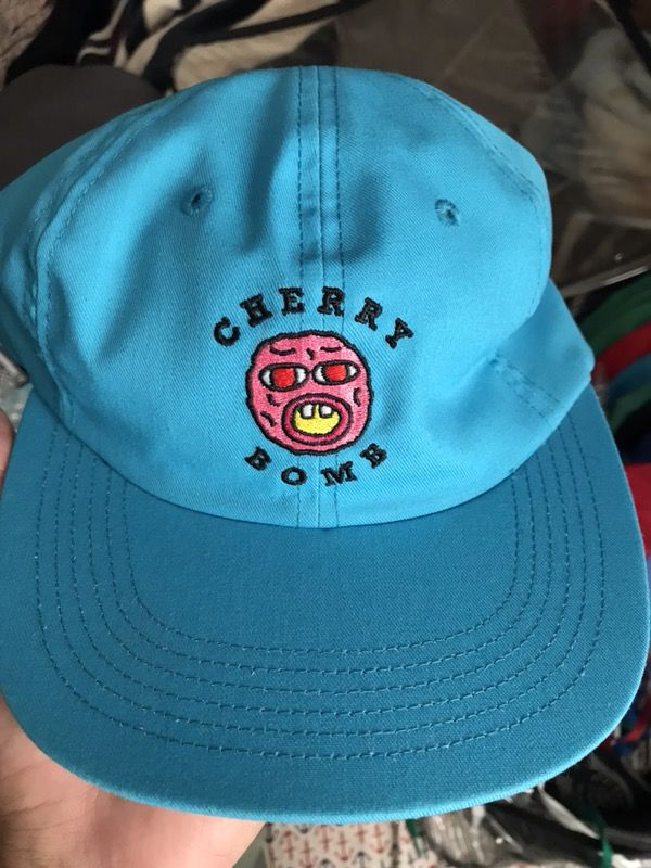 49e83c963cab Golf wang Cherry bomb hat for Sale in Lakewood