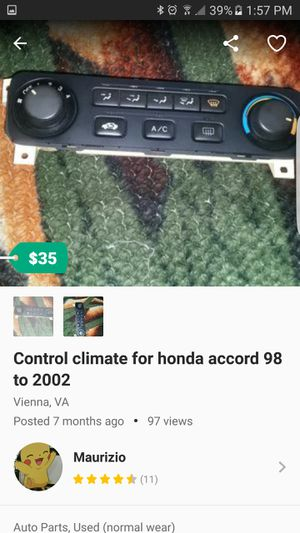 Climate control for Sale in Vienna, VA