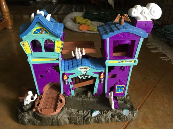 Matchbox Haunted house for Sale in Plano, TX - OfferUp