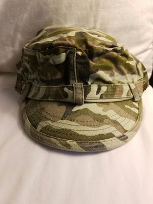 Women's Traditional Green Camouflage Cap for Sale in Glenn Dale, MD