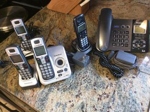 Portable phones all working for Sale in Brinnon, WA