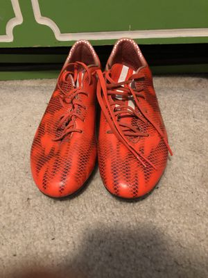 Adidas soccer cleats for Sale in Germantown, MD