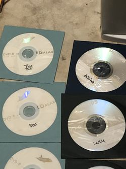 All for the price of 1!!! CD and VHS tapes Thumbnail
