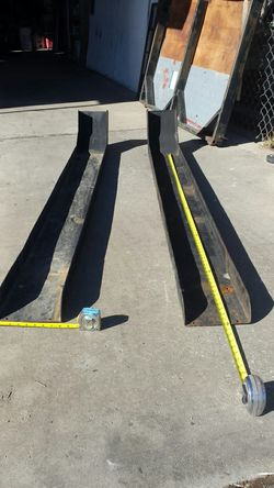 Ramps,,,,,& Or make fenders for small trailer Thumbnail