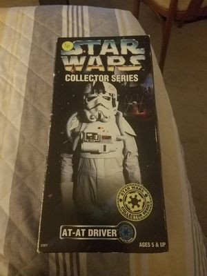Star Wars collectors series! AT-AT-Driver for Sale in Kissimmee, FL
