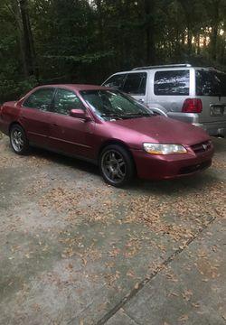 2000 Honda Accord Thumbnail