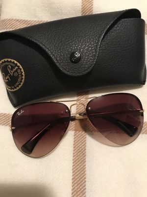 7f125ec9716d Rayban Aviator Sunglasses for Sale in San Diego