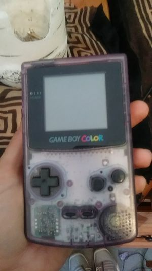 Gameboy color for Sale in San Francisco, CA