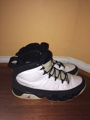 Air Jordan retro 9 playoff size 10 for Sale in Alexandria, VA