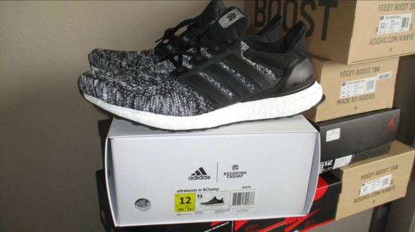 70c00a51bd583 Deadstock adidas reigning champ ultra boost size 12 for Sale in San ...