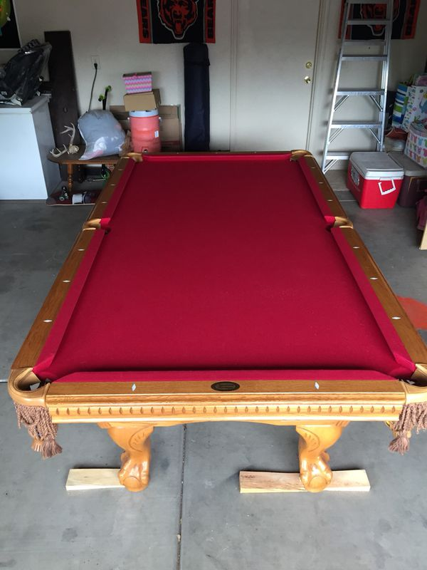 American Heritage Billiards Pool Table For Sale In San Tan Valley - American heritage billiards pool table