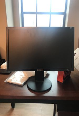 Samsung Syncmaster 245BW Computer Monitor for Sale in Baltimore, MD
