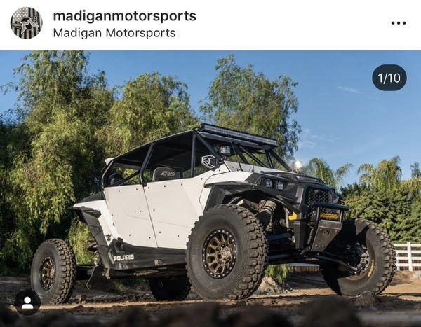 Polaris RZR 1000 supercharged for Sale in Menifee, CA - OfferUp