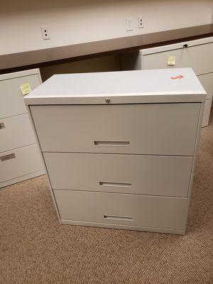 Metal file cabinet for Sale in Manassas, VA