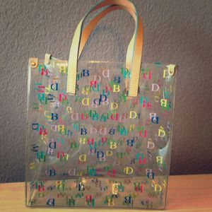 Hard to find DOONEY & BOURKE Clear Lunch Bag for Sale in Takoma Park, MD