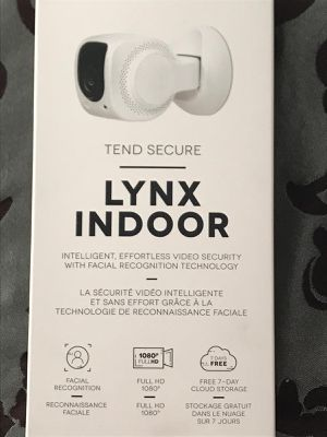 I'm selling a lynx indoor video camera in great condition for Sale in Boston, MA