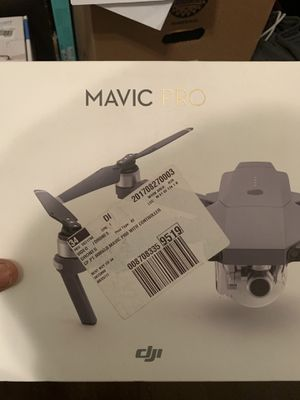 Mavic pro for Sale in Overland, MO