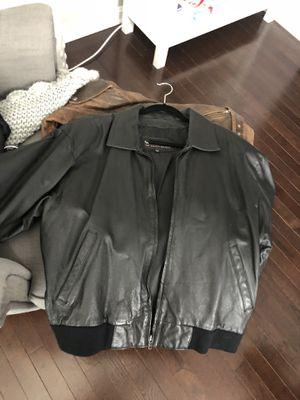 Wilson leather bomber jacket for Sale in Woodbridge, VA