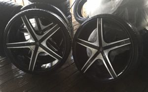 Photo RIMS AND TIRES! BEAUTIFUL !!!!!!!!!!!!