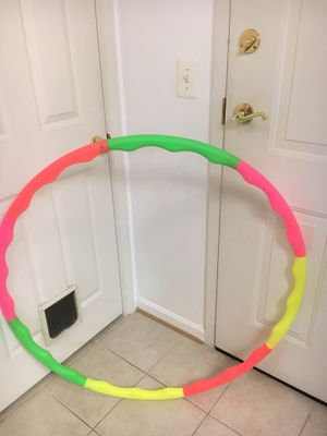 Hoola hoop for Sale in Arlington, VA