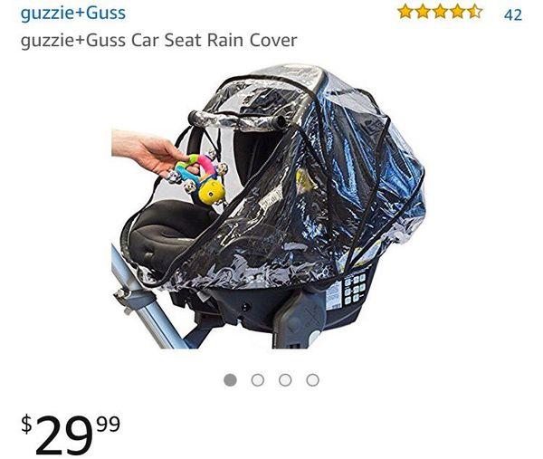 Car Seat Rain Cover For Sale In Kent WA