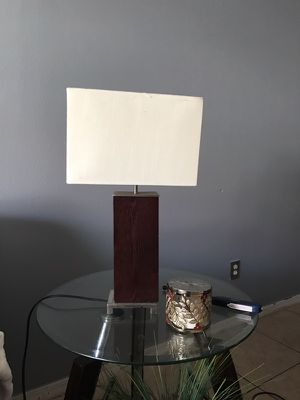 2 boxes lamps for Sale in Orlando, FL