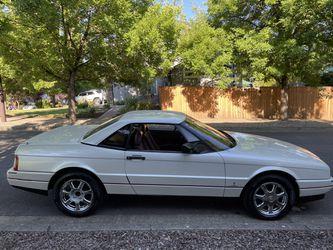1989 Cadillac Allante Thumbnail