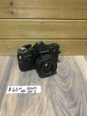 Canon AE1 for Sale in Salt Lake City, UT