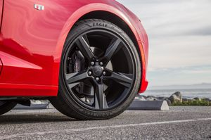 "2016 20"" Chevy Camaro SS rims & tires for Sale in MD, US"