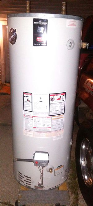 Stove Gas Hot water heater electric gas furnace for Sale in Chicago ...