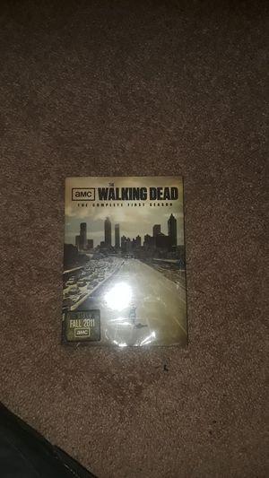 The Walking Dead complete 1st season for Sale in Washington, DC