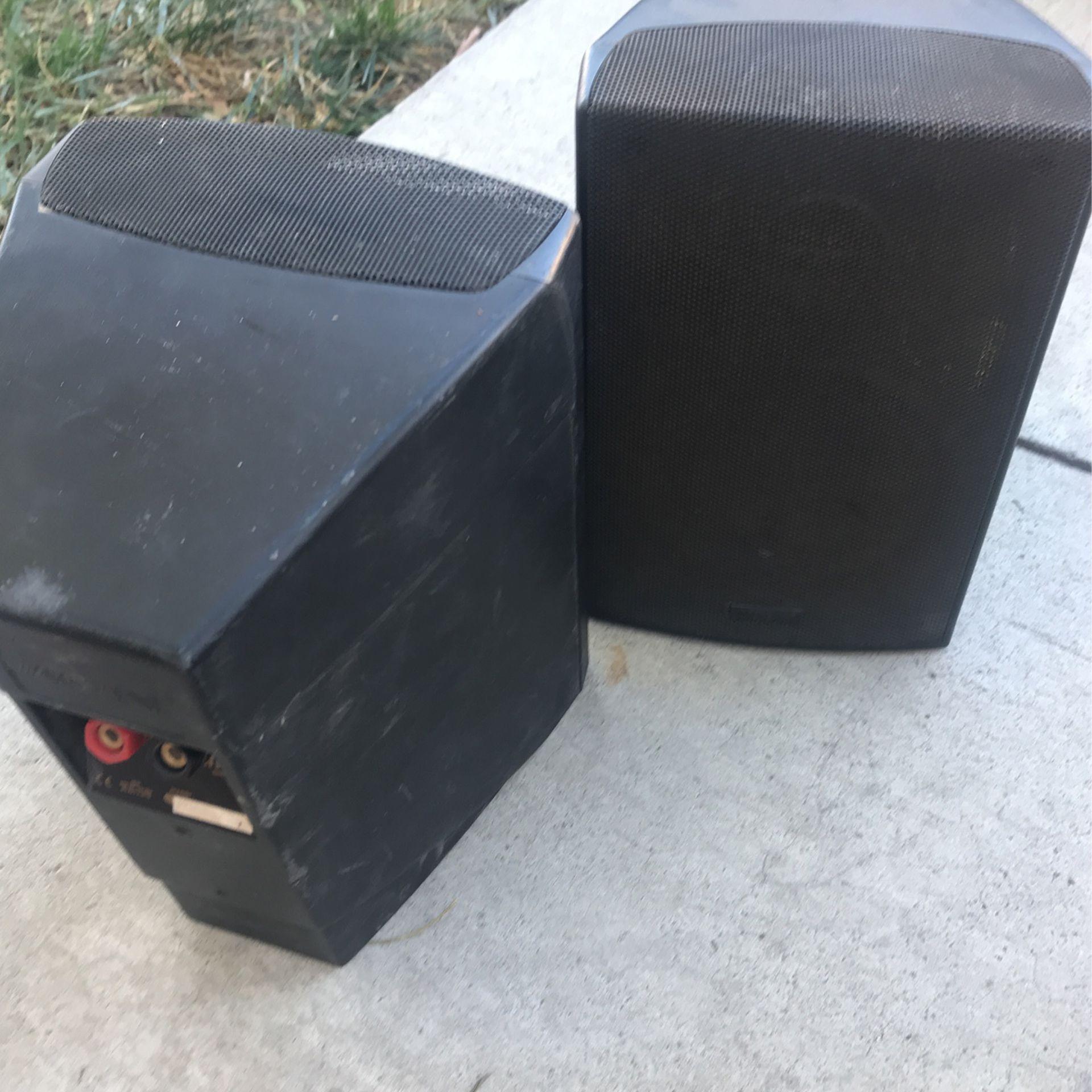 Advent Speakers Outdoor/Indoor