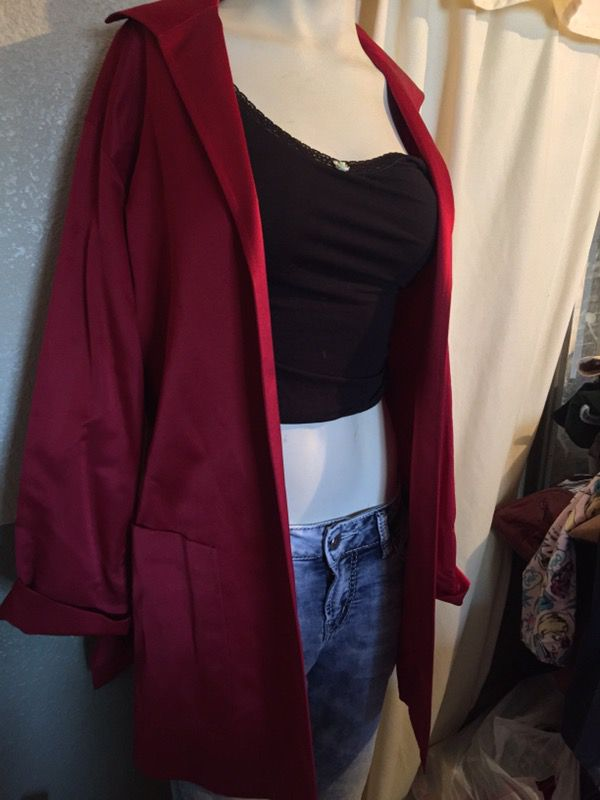 Small/medium women's blazer