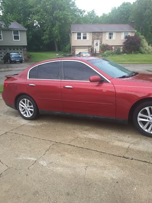 2003 Infiniti g35 $3600 for Sale in Columbus, OH