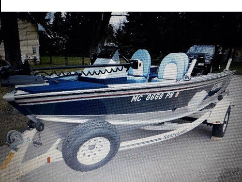 Mercury 1993 Lund Angler 1600 DLX ➥ Details at: pamela48048@ gmaiL  com for  Sale in Yakima, WA - OfferUp
