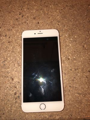 664eed8a115 iPhone 6s plus bad ESN!! Cash only for Sale in Wichita
