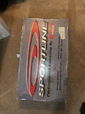 Lowering springs for Sale in Katy, TX