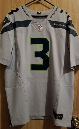 Seattle Seahawks Russell Wilson Elite Jersey for Sale in Marysville a089ea0b1
