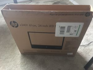 Hp 24 inch led 1080p monitor for Sale in Portland, OR