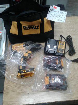 DEWALT DCD777C2 20V Max Lithium-Ion Brushless Comp for Sale in Baltimore, MD