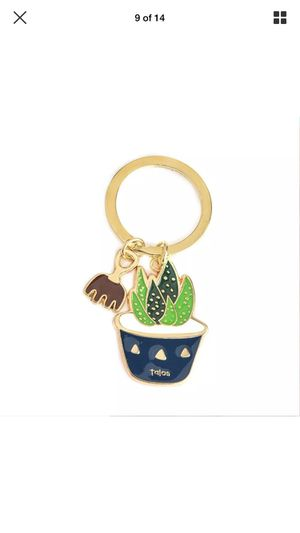 Cactus/succulent keychain for Sale in Tacoma, WA