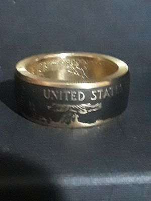 American Gold Eagle Coin Ring for sale  Grapevine, TX