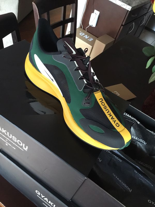 Nike Gyakusou zoom Pegasus 35 Turbo sz men's (9 5)DeadStock Buy Now 100%  Authentic for Sale in San Diego, CA - OfferUp