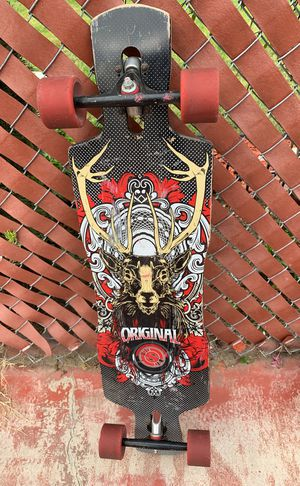Original deck board with Paris hardware for Sale in Westminster, CA